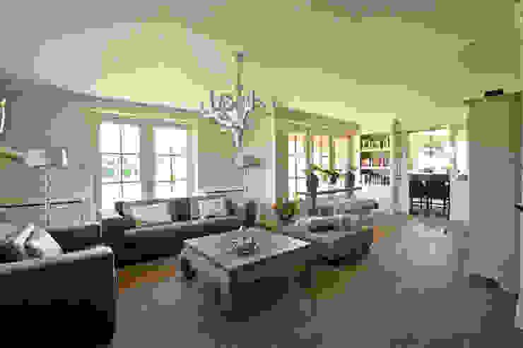 Nieuwbouw vrijstaande villa te Gelderland van 01 Architecten