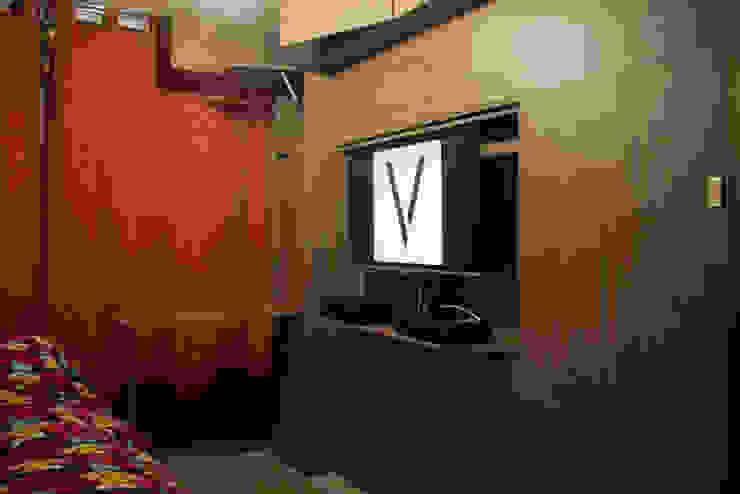 Muro multifuncional para departamentos de 1 ambiente de Vertex Moderno