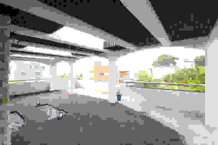 경남 합천 전원 주택 협소 주택 땅콩 주택 모던스타일 주택 by inark [인아크 건축 설계 디자인] 모던 우드 우드 그레인