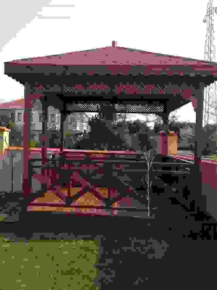 Modern style gardens by As3 Orman Ürünleri San Ve Tic Ltd Şti Modern Wood Wood effect