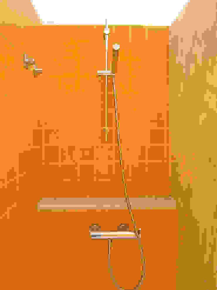 Casa de banho - duche por SAMF Arquitectos