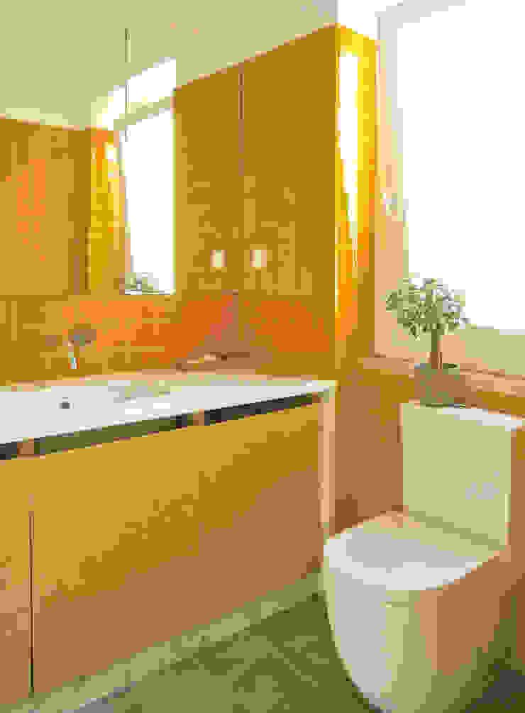 Casa de banho por SAMF Arquitectos