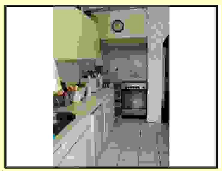 Antiga cozinha por SAMF Arquitectos