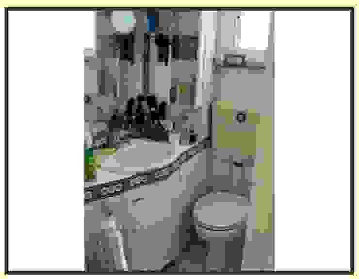 Antiga casa de banho serviço por SAMF Arquitectos