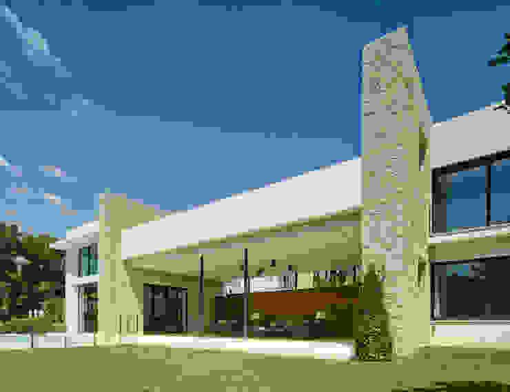 Дома в . Автор – Aguilar Arquitectos
