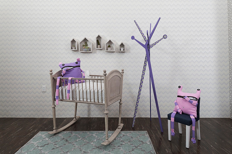 Nursery/kid's room by MARIANGEL COGHLAN,