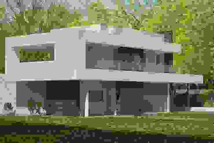 Minimalist house by arquitectura siglo XXI Minimalist