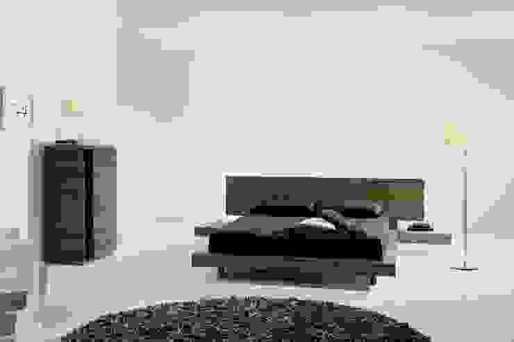 Mobiliário de quarto Bedroom furniture www.intense-mobiliario.com Nogara AMB14 http://intense-mobiliario.com/pt/quartos/8950-quarto-nogara-amb14.html por Intense mobiliário e interiores; Moderno