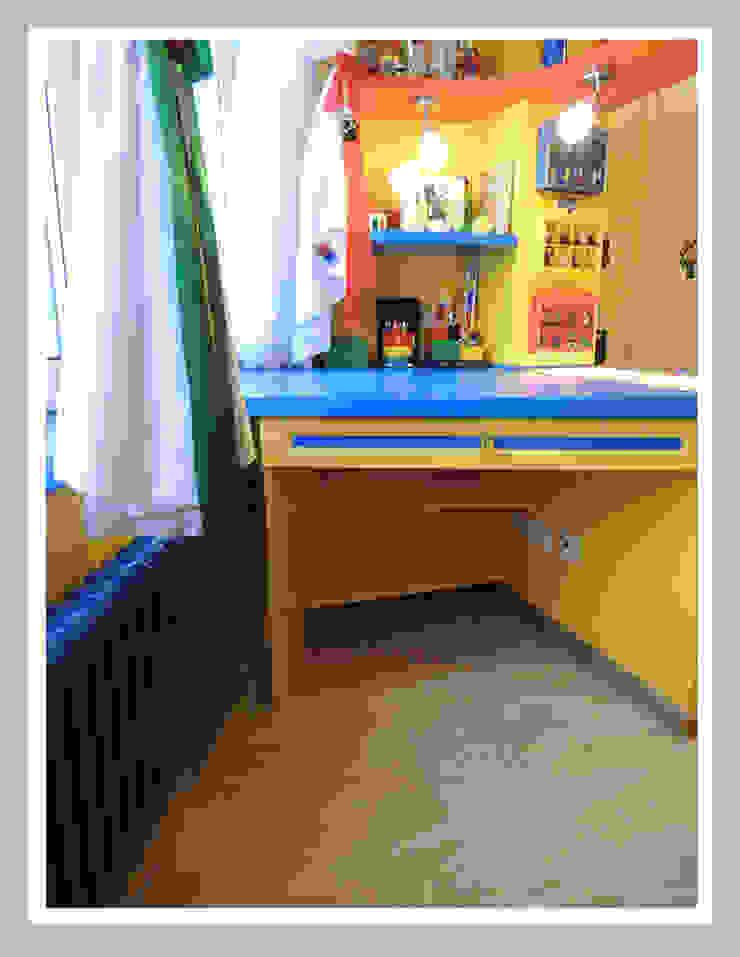 Мебель для детской в тематике ЛЕГО фото от Рязанова Галина Классический