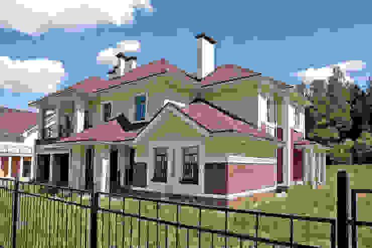 Эдем_415 кв.м. Дома в классическом стиле от Vesco Construction Классический