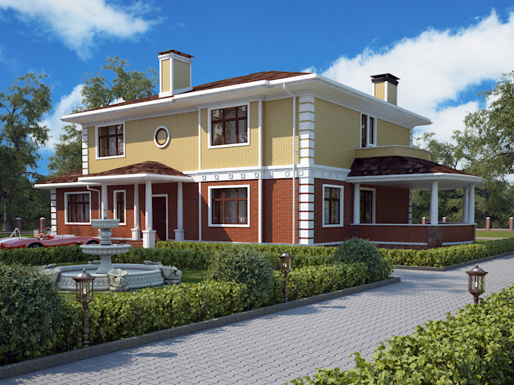 Classic style houses by Vesco Construction Classic