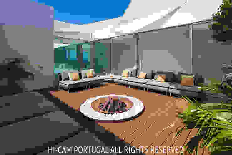 Modern houses by Hi-cam Portugal Modern