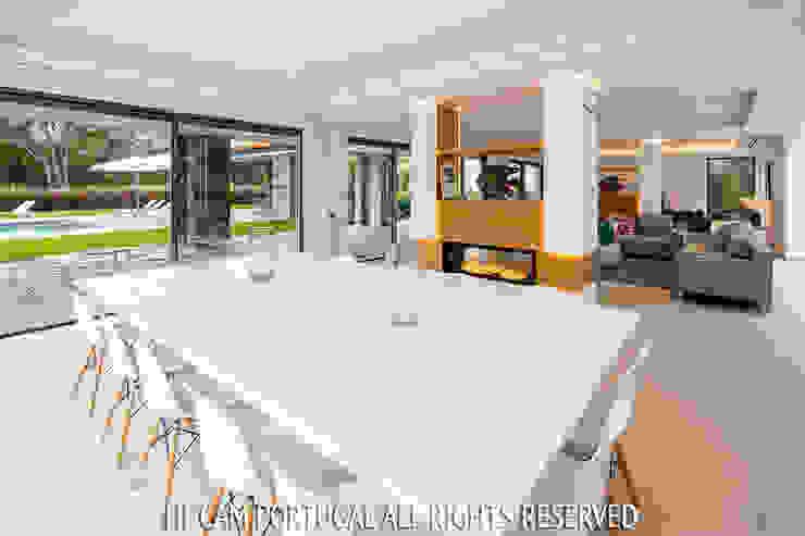 Monte Golf Salas de jantar modernas por Hi-cam Portugal Moderno