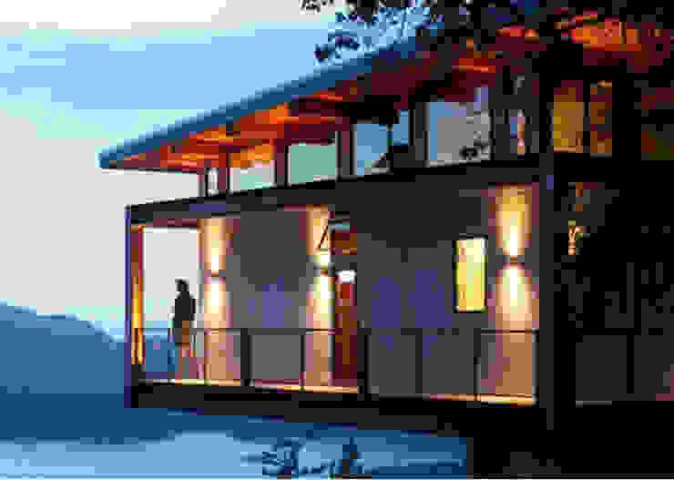 FIBERCEMENT CEPHE VE DUVAR KAPLAMALARI Modern Balkon, Veranda & Teras SARGRUP İNŞAAT VE ENERJİ LTD.ŞTİ. Modern Orta Yoğunlukta Lifli Levha