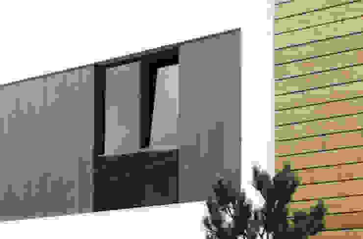 FIBERCEMENT CEPHELER Modern Evler SARGRUP İNŞAAT VE ENERJİ LTD.ŞTİ. Modern Orta Yoğunlukta Lifli Levha