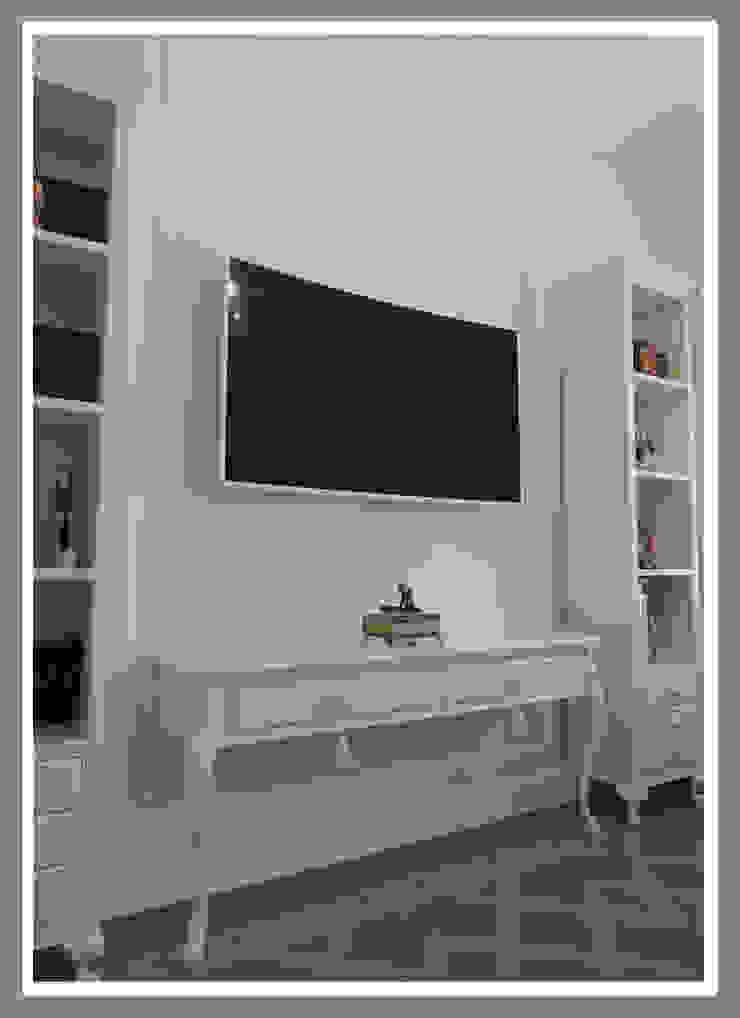 Группа мебели для ТВ Изделие фото от Рязанова Галина Классический