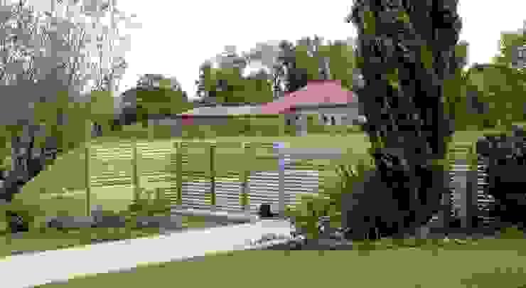 Portail Jardin moderne par Constans Paysage Moderne