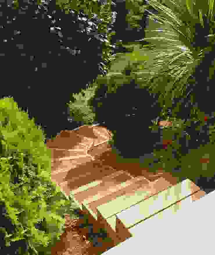Escalier extérieur Jardin moderne par Constans Paysage Moderne