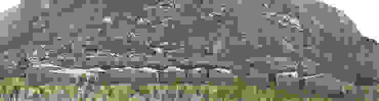 Moderne huizen van Ctrl+ Modern