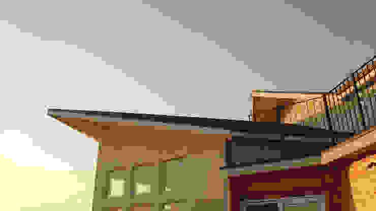 정읍 (Jungeup) 모던스타일 주택 by HOUSE & BUILDER 모던