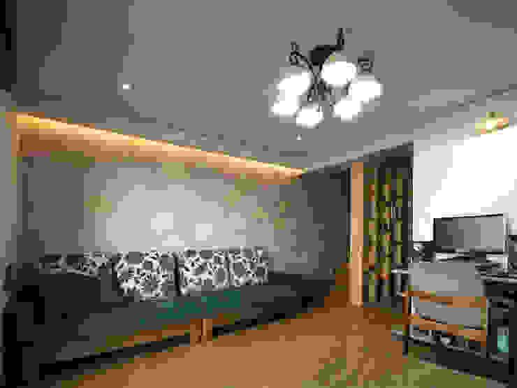 용인 흥덕지구 (Yongin) Chambre moderne par HOUSE & BUILDER Moderne