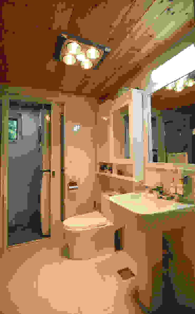 용인 흥덕지구 (Yongin) Salle de bain moderne par HOUSE & BUILDER Moderne