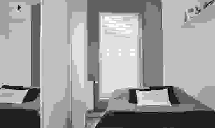 Спальня в стиле модерн от Architekt wnętrz Klaudia Pniak Модерн