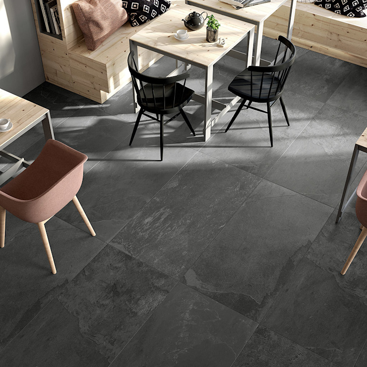 Modern walls & floors by Spadon Agenturen Modern Ceramic