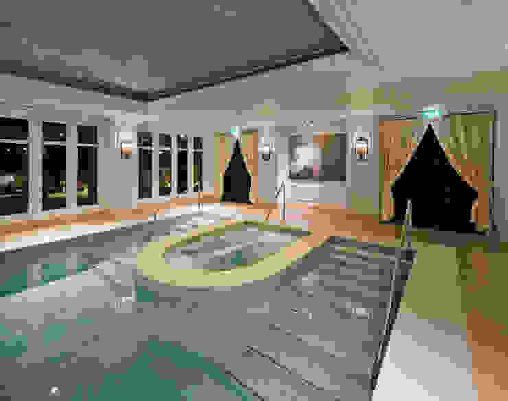 Amstel Hotel - Amsterdam Mediterrane muren & vloeren van Spadon Agenturen Mediterraan Glas