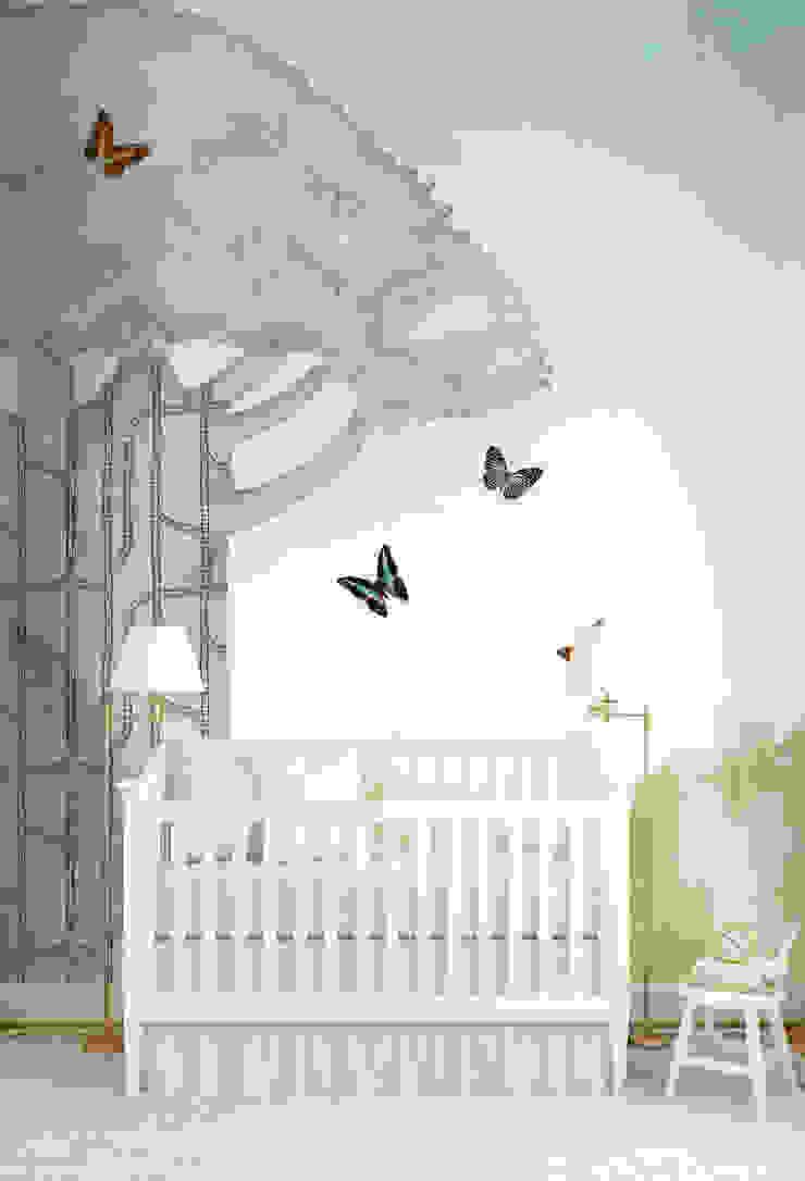 HF083-Crossings por House Frame Wallpaper & Fabrics Moderno