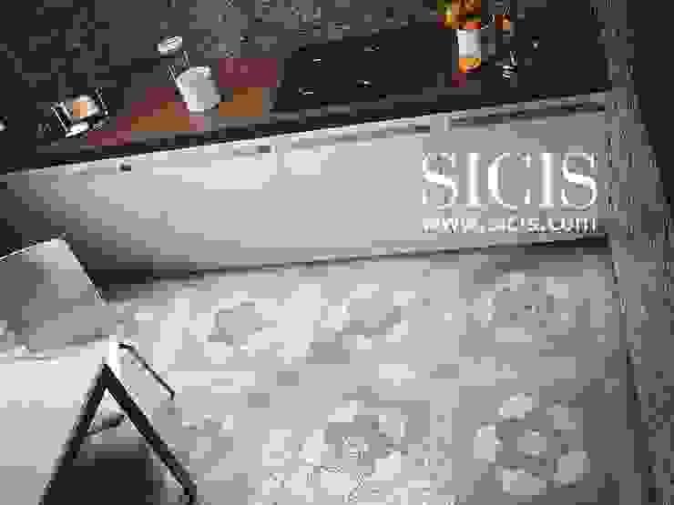 Sicis - Mozaïek Mediterrane muren & vloeren van Spadon Agenturen Mediterraan Glas
