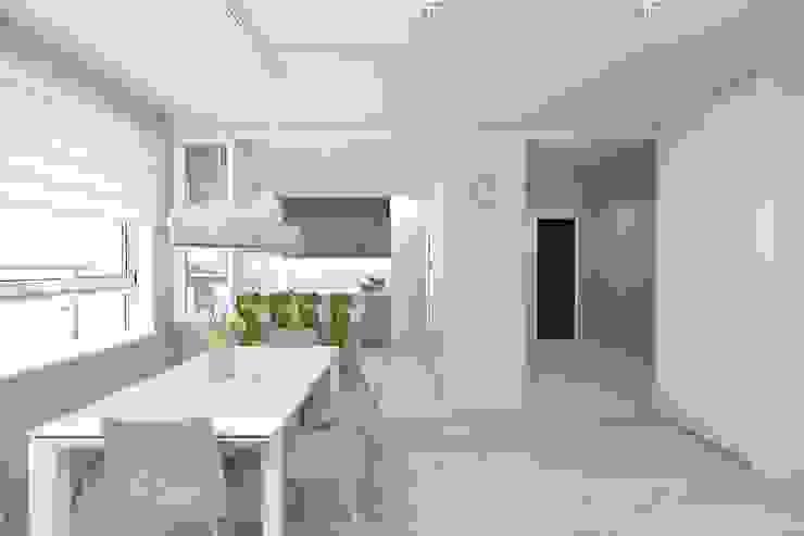 BAGUA Pracownia Architektury Wnętrz Modern dining room