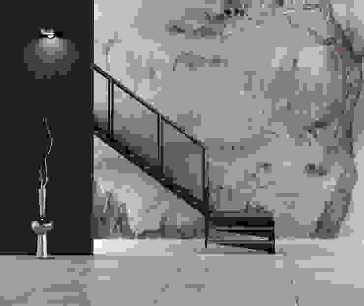 HF088-Panoramic View por House Frame Wallpaper & Fabrics Moderno