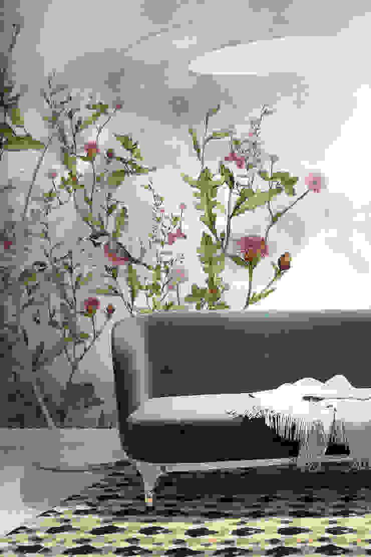 HF089-Eventide por House Frame Wallpaper & Fabrics Moderno