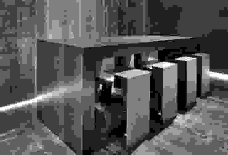 Laminam - Metalli: modern  door Spadon Agenturen, Modern Keramiek