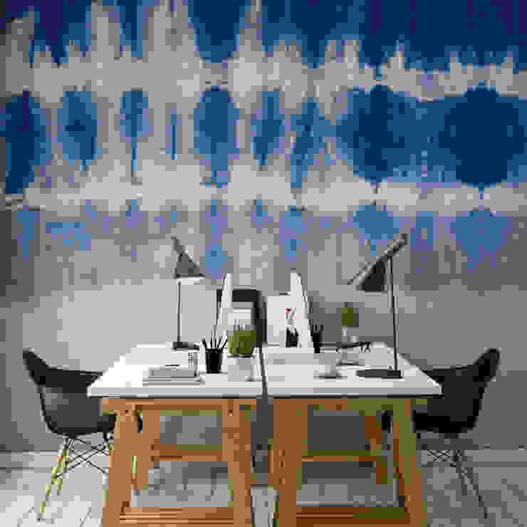 HF094-Ocean por House Frame Wallpaper & Fabrics Moderno