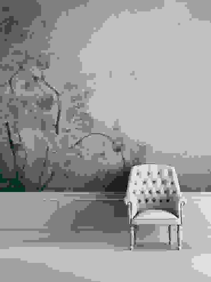 HF100-Orchid por House Frame Wallpaper & Fabrics Moderno