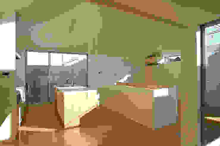 空と暮らす家 設計事務所アーキプレイス 北欧デザインの ダイニング