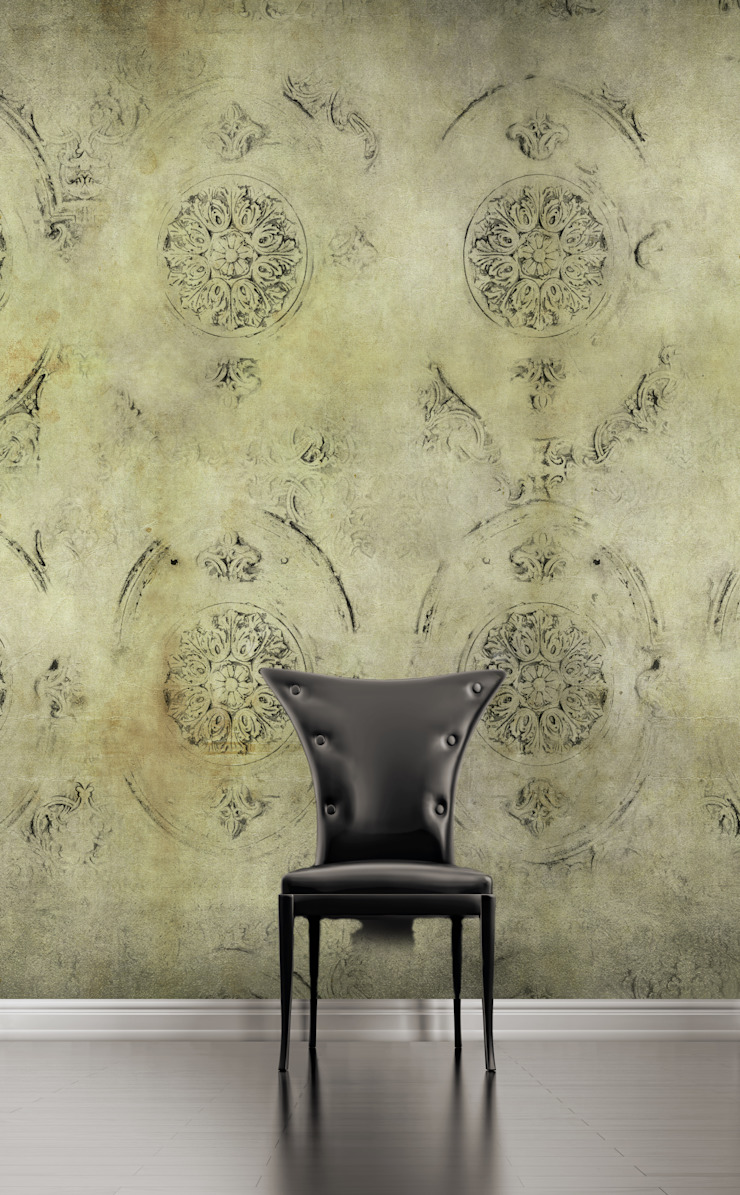 HF102-Timeless por House Frame Wallpaper & Fabrics Moderno