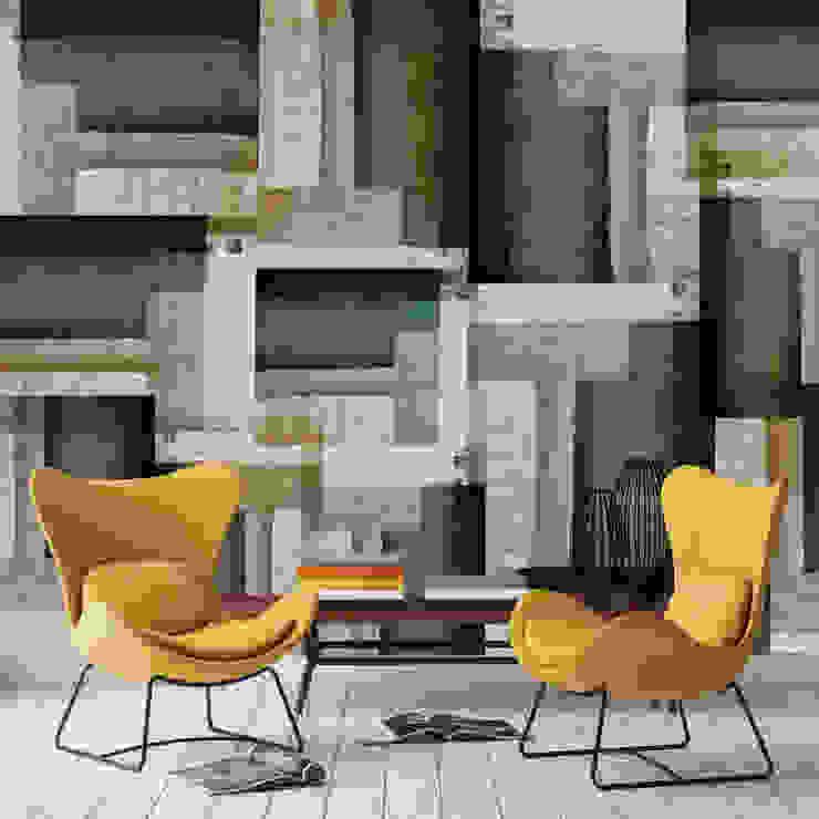 HF112-Abstract Thinking por House Frame Wallpaper & Fabrics Moderno