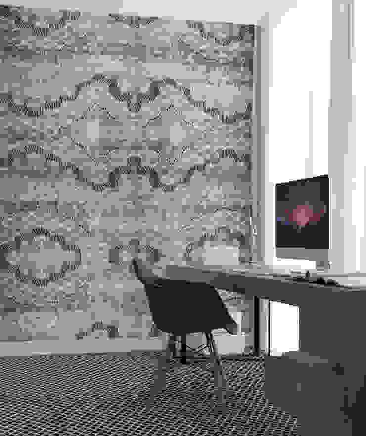 HF116-Lace por House Frame Wallpaper & Fabrics Moderno