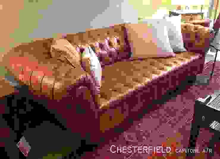 Chesterfield by Xime Russo Interiores de Xime Russo Interiores Clásico