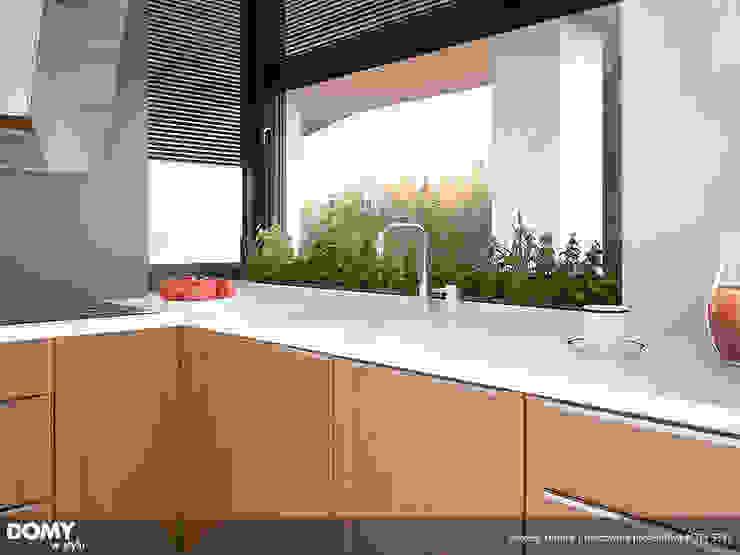 Küche von Biuro Projektów MTM Styl - domywstylu.pl, Modern
