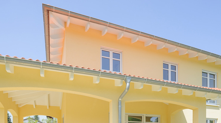 Mediterranean style houses by homify Mediterranean