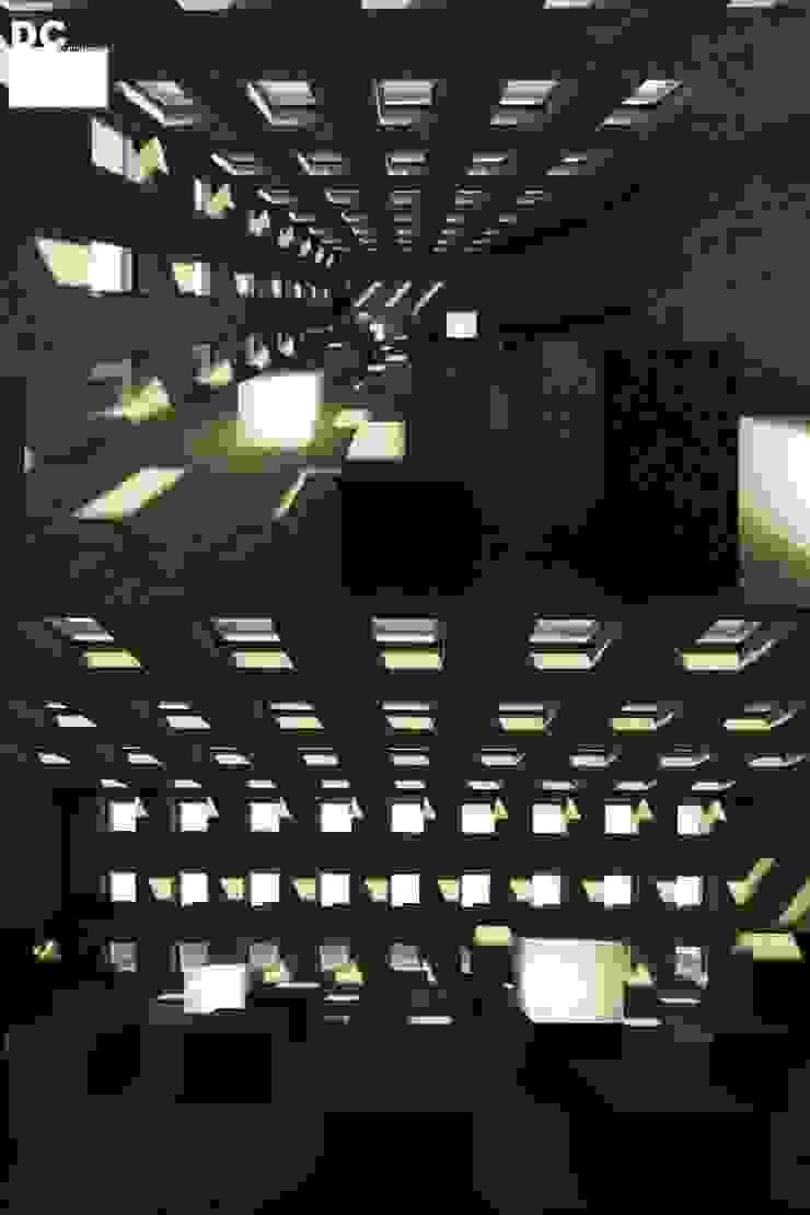 Sala de silêncio por Arq. Duarte Carvalho