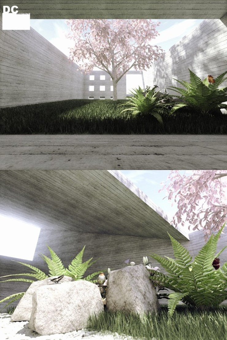 Sala dos murmúrios por Arq. Duarte Carvalho
