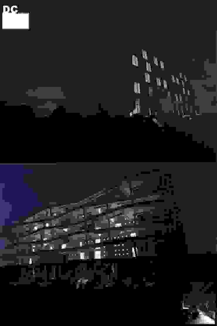 Vistas gerais do edifício por Arq. Duarte Carvalho