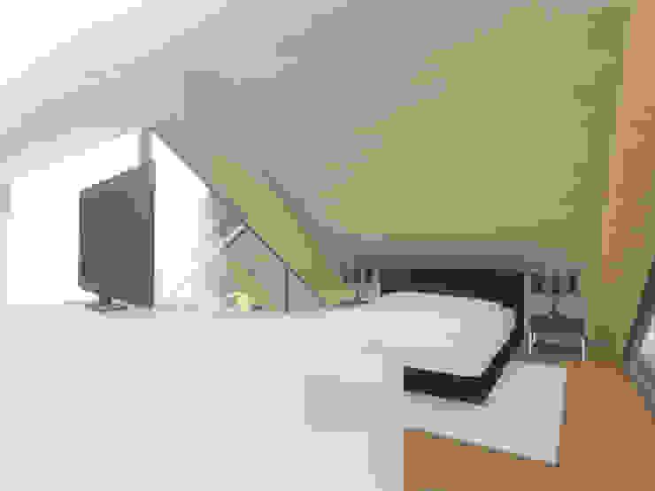 Interior - Quarto por Arq. Duarte Carvalho