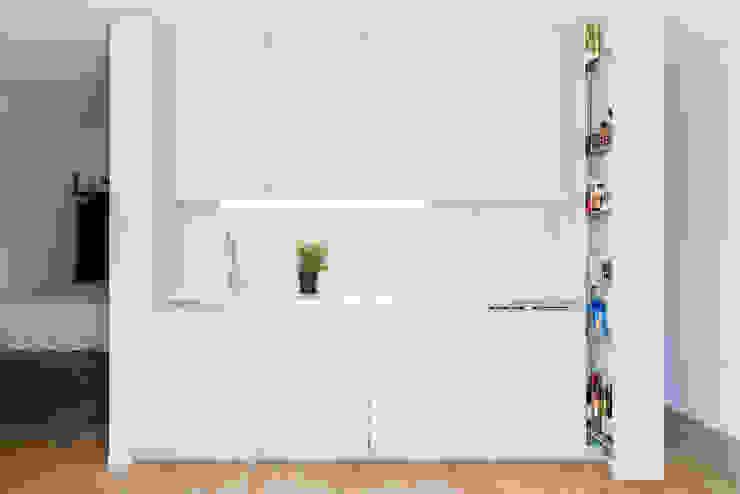 Dapur Minimalis Oleh atelier DiTO Minimalis