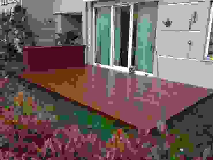 As3 Orman Ürünleri San Ve Tic Ltd Şti – DECK:  tarz Bahçe,